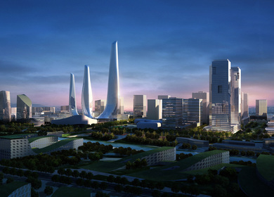 Jiangying High-tech Development District