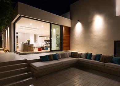 Santa Monica Canyon Modern Home