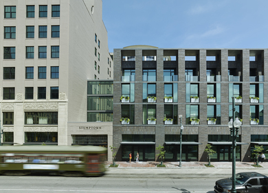 Ace Hotel at 600 Carondelet