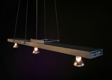 Pendulum Suspension art lighting series