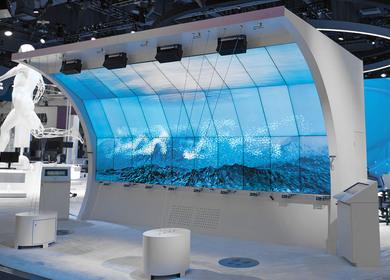 Intel's SenseScape - A Multi-sensory, Immersive Experience at CES