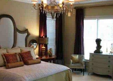 Master Bedroom/Sitting room