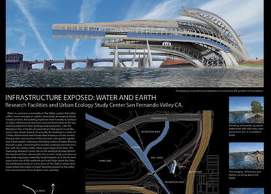 Infrastructure Exposed: Water and Earth