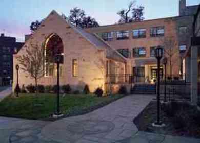 1996 First Presbyterian Church Addition