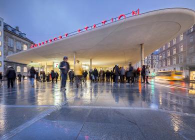 New Nørreport Station