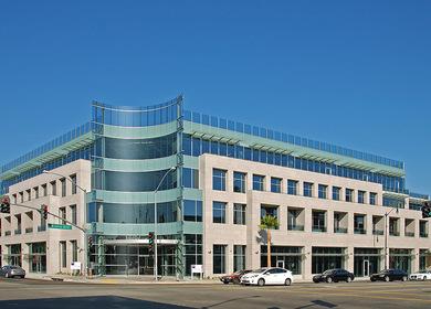 Wilshire & Robertson Office Building