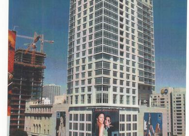 717 Olympic Tower, Mixed use Residential Tower