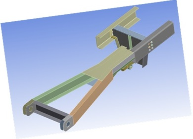 Structural Analysis of Fifth Wheel Assembly