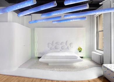 Dupont Corian Design Studio - The showroom vignette's