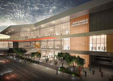 Henry B. González Convention Center Expansion