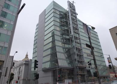 2012- SF Public Utilities Commission Building