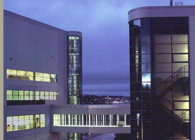 Pfizer Pharmaceutical Facility OSP4—Ringaskiddy, Ireland 2007-2008