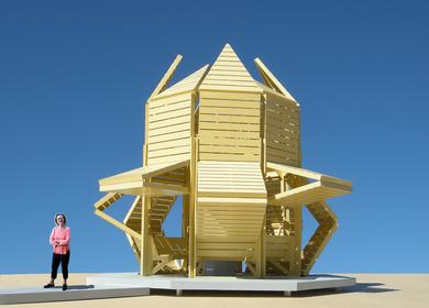 The Shape Shifting Pavilion