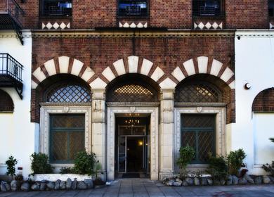 Hotel Normandie Restoration