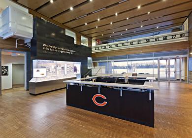 Chicago Bears Headquarters & Studio