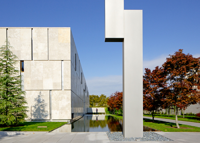 The Barnes Foundation by Tod Williams Billie Tsien Architects