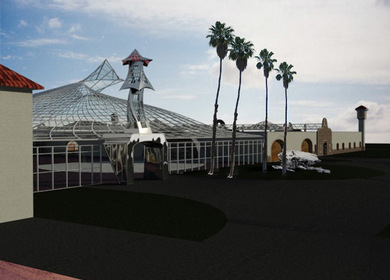 Palm Springs Mall Rehabilitation