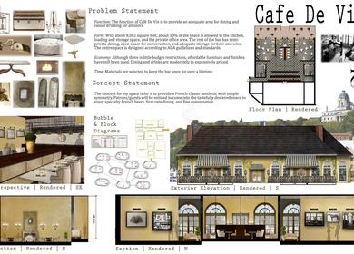 Cafe De Vin