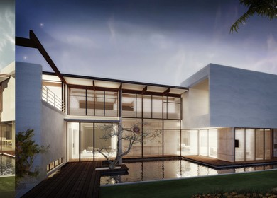 Villa Design for Thmer al saeed