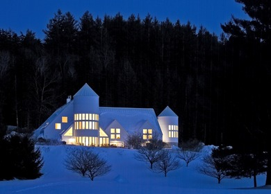Vermont Country Residence