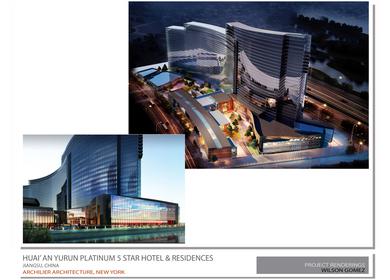 Huai'An Yurun Platinum 5 Star Hotel