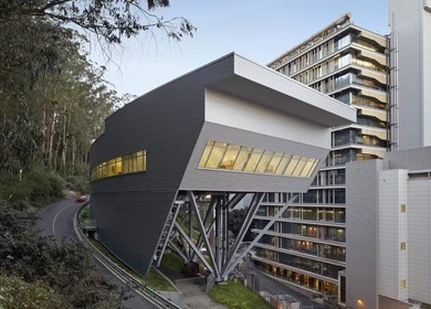 UCSF Ray and Dagmar Dolby Regeneration Medicine Building