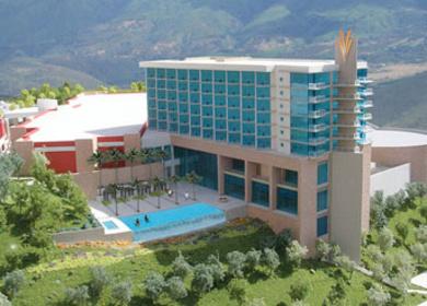 Valley View Casino Hotel