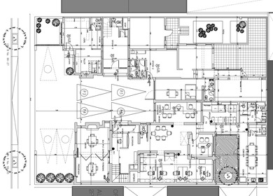 Renovation: New Offices for INCOL, S.A.