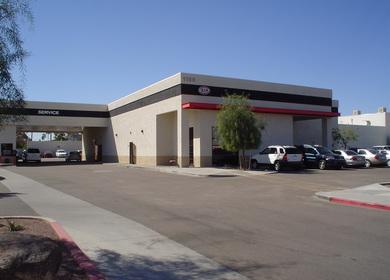 Mark Kia Service Center, Scottsdale, 2006
