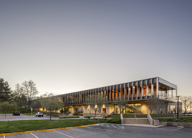Crafton Hills College, Public Safety & Allied Health Building