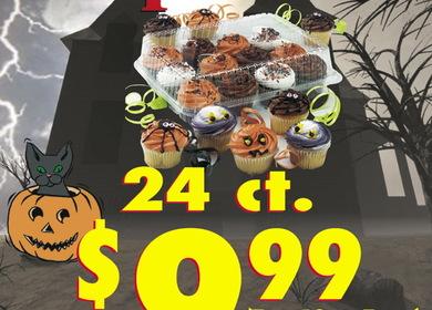 Kroger Halloween Poster
