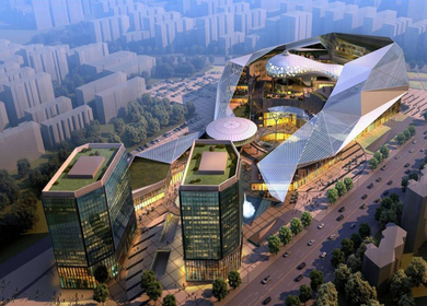 Shanghai Jin Hai Plaza
