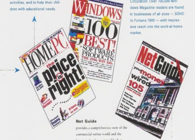 Publishing - Magazine / Firms newsletter