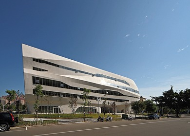 The National Taichung Library