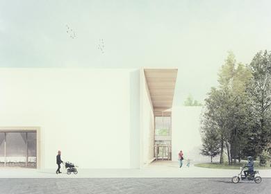 Local Community Center in Szczecin (pl)