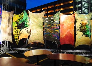 Wine Tasting Room for ArtPrize 2010