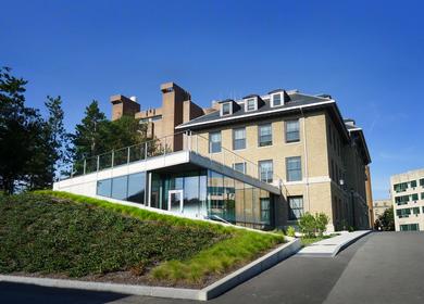 Cornell University - Rehabilitation of Fernow Hall