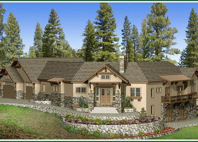 Big Sage Residence, Reno, Nevada