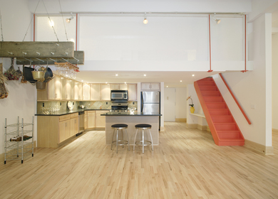 Hell's Kitchen Residence   NYC