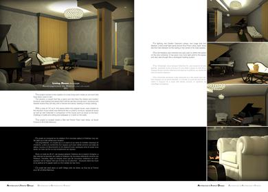 Interior Design - Piano Room