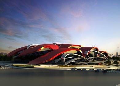 Oasis Exhibition Centre