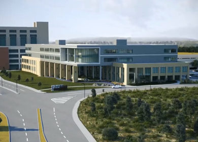 University of Texas Health Science Center San Antonio Center for Oral Health Care and Research