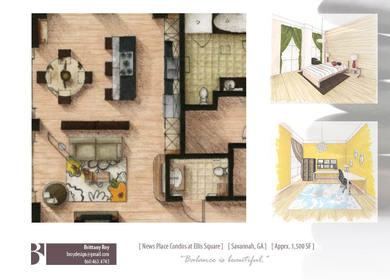 High End Residential Apartment