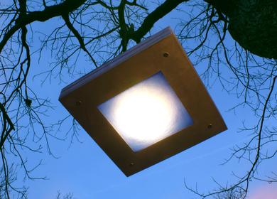 Azure Reactor Suspension art lighting series -