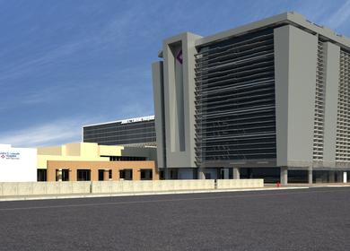 JCL Hospital Addition