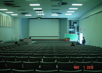 Kansas State University Umberger Hall