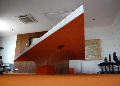 The Concrete Triangle