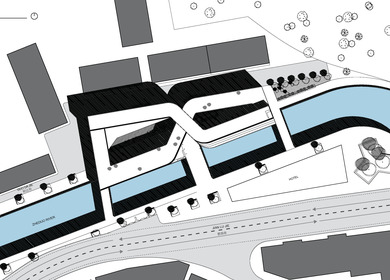 Kangding City Plan