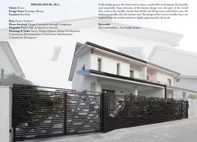 House Mercadante