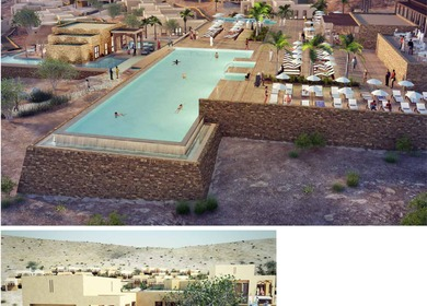 Luxury Spa Resort - Oman